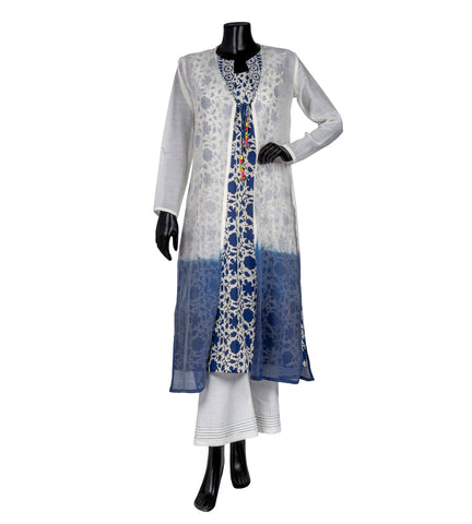 Kurti with jacket