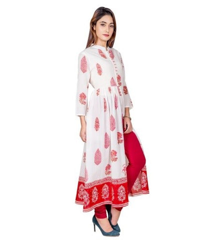 One Side Open Kurti