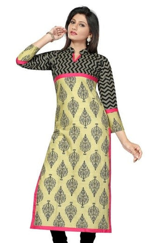 Pakistan Style Printed Long Kurtis
