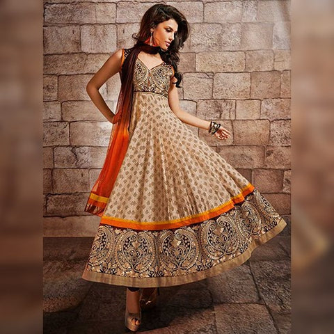 Traditional Anarkali