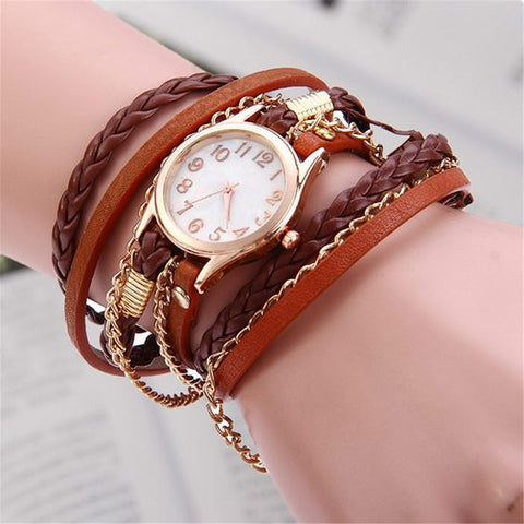 WRAPPER LEATHER WATCHES