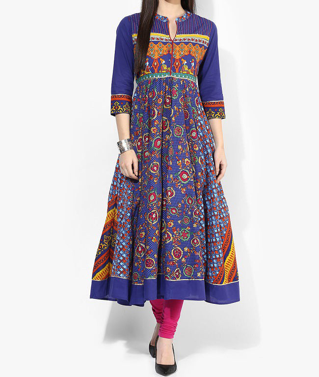 a2c5e8f35a 31 Different Styles of Kurtis - Every Womens Must Checkout – MISSPRINT