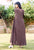 3-4 Sleeves Long Kurta with Long Jacket and Pants online for womens