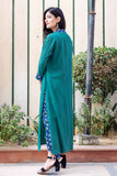 3 Piece Indo Western Style Dhoti Set with Kurti and Jacket Online