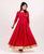 Anarkali Floor Length Dress for ladies