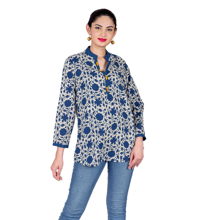 ladies short kurti for jeans