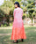 Cotton Block Printed Long Indian Dresses online