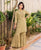 2 Piece Set Straight Short Kurta Printed Sharara