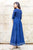 Indigo Blue Long Gowns for Women and Girls Online