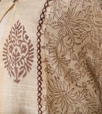 Embroidered Indo Western Kurti