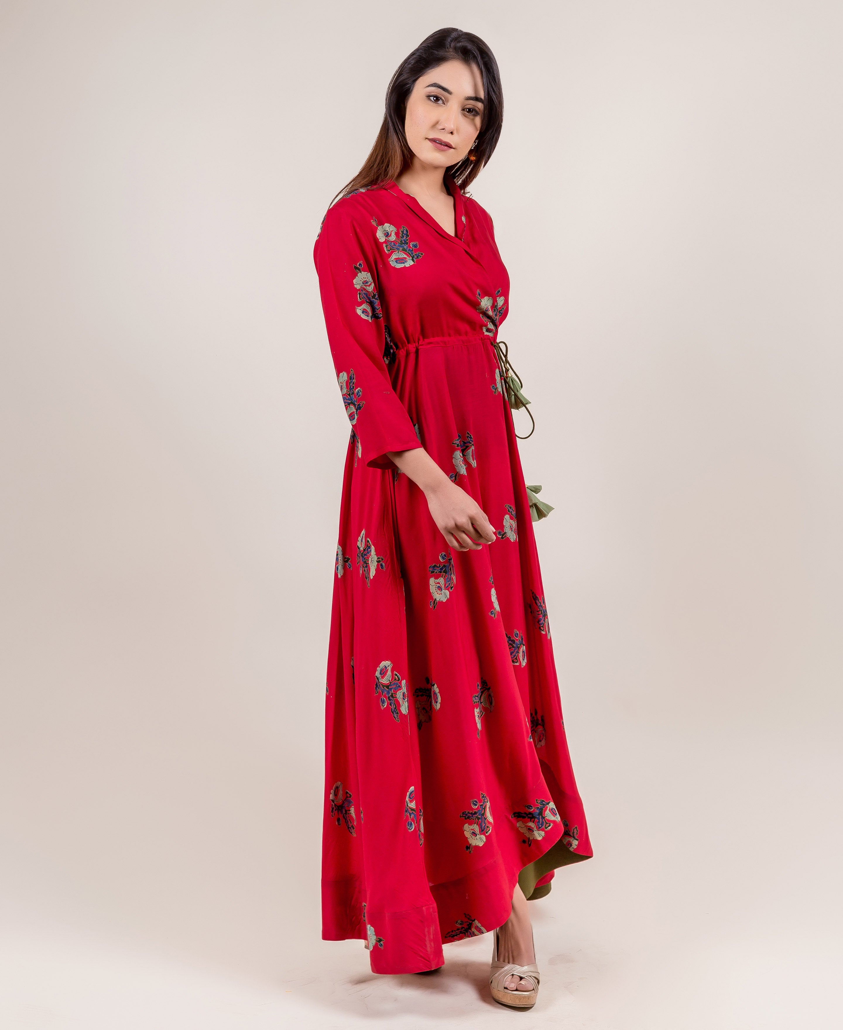 angrakha style dresses online for women and girls