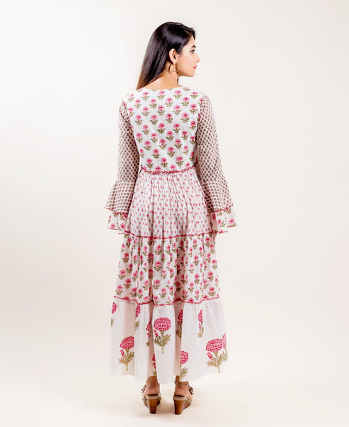 buy indo western gowns for womens online shopping