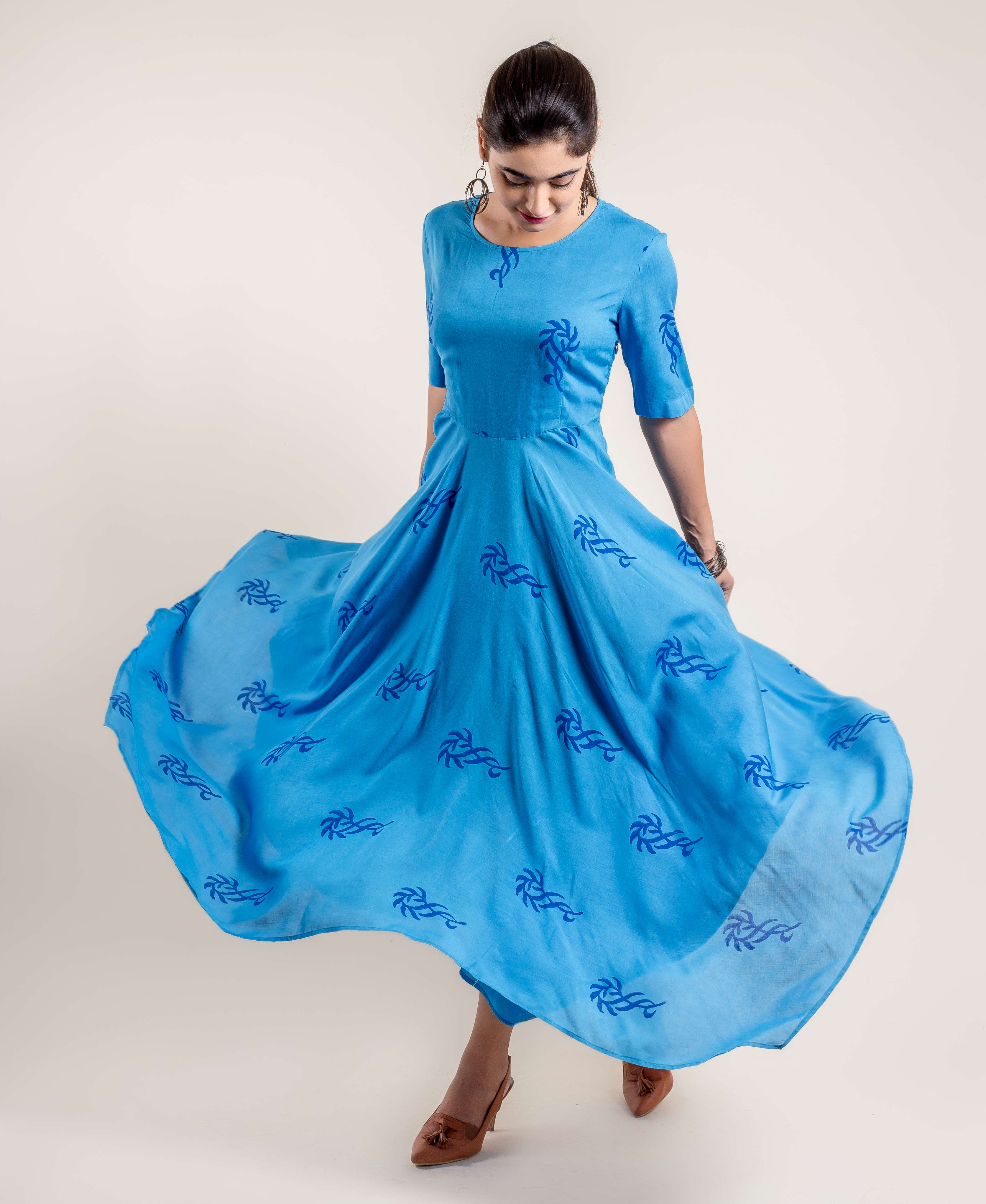 buy indo western dresses online india