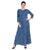 Empire Cut Floor Gown Style Indo Western Dress