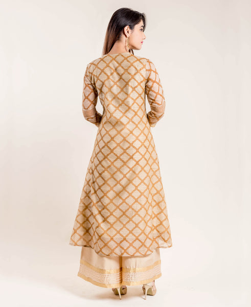 chanderi dress online