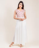 designer indo western for women