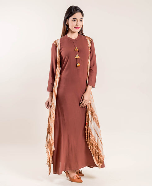 ethnic gowns online india