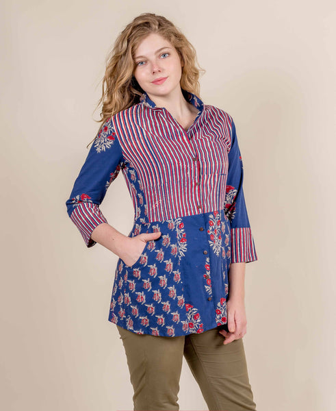 ethnic top designs