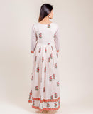 indo western dress for female