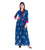 indo western floor length dresses