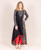 indo western kurta for women