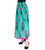 indo western kurtis with skirt
