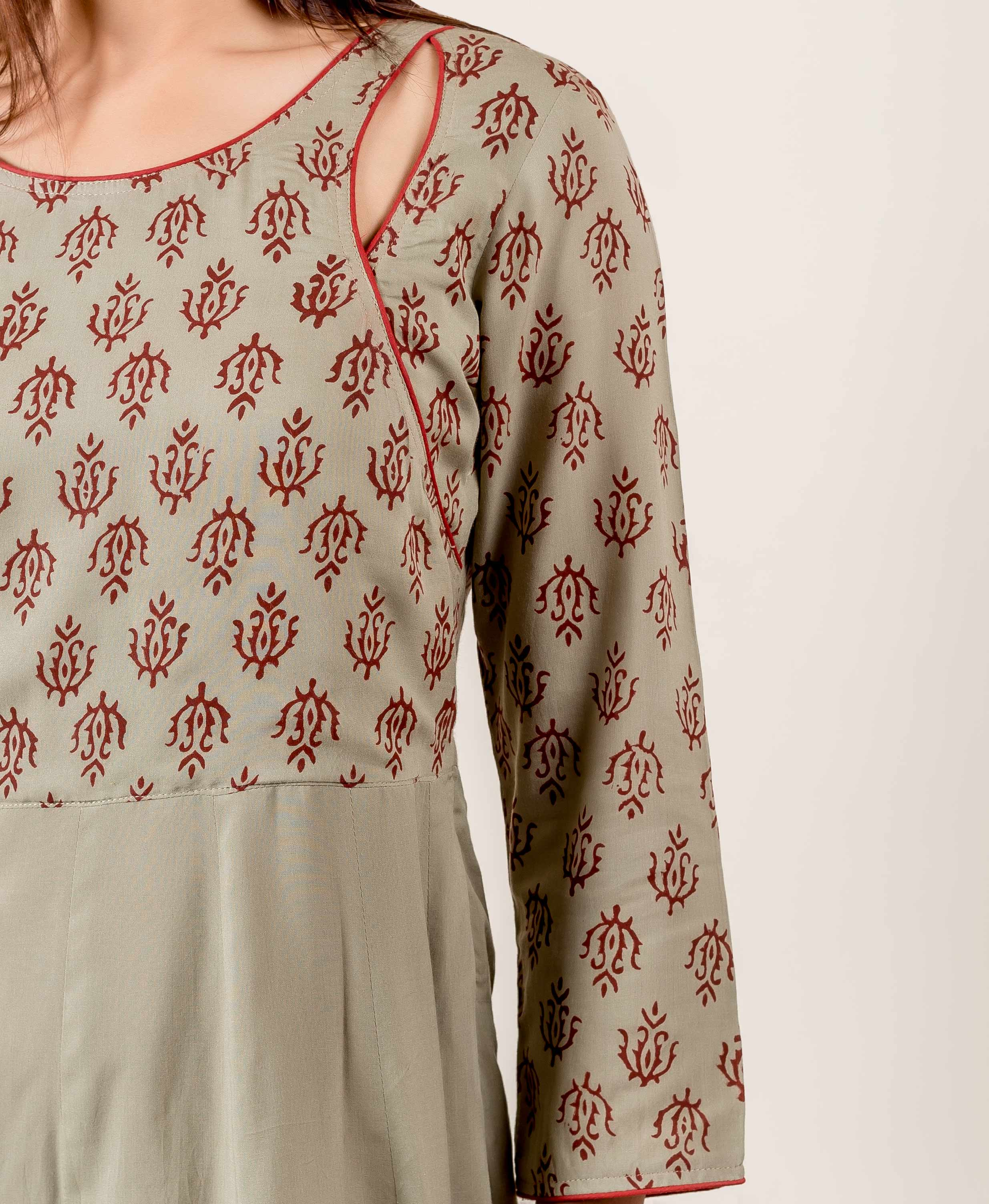 indo western outfits for women