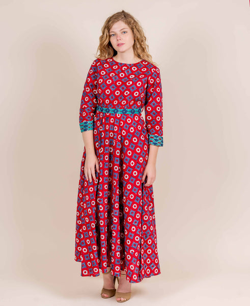 indo western womens clothing