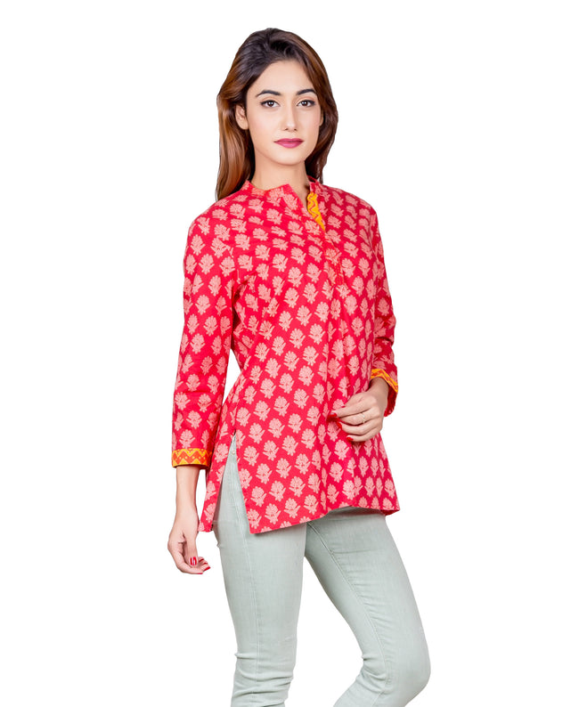 short kurti for women