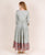 100% Cotton 3/4 sleeves indo western dresses for ladies online