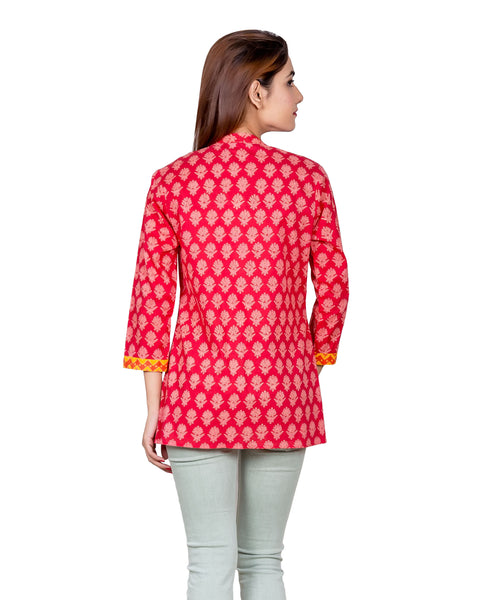 ladies kurta tops