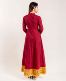 latest indo western gowns