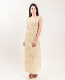 sleeveless long indo western dresses for womens online shopping
