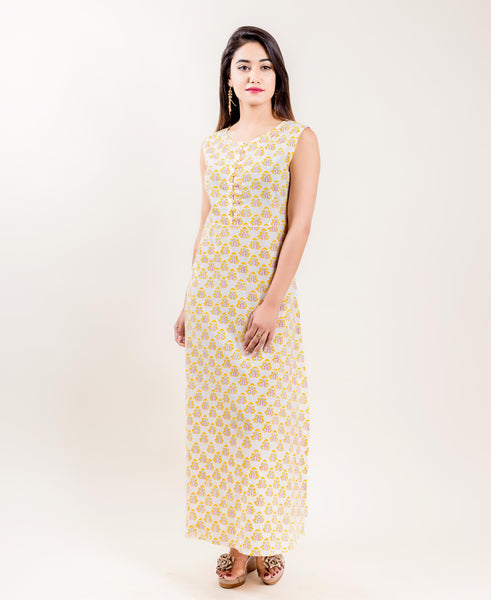 long indo western dresses