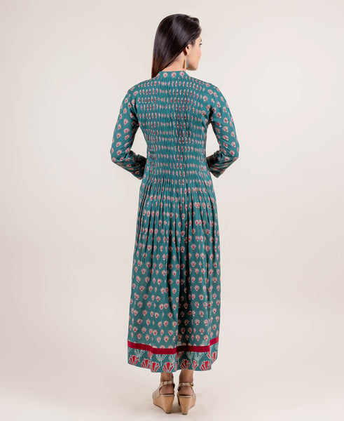printed dresses online india