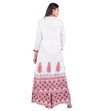 long straight cut kurtis online shopping
