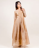 chanderi long designer dresses online shopping for girls and womens