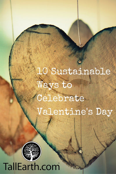 Sustainable Ways to Celebrate Valentine's Day