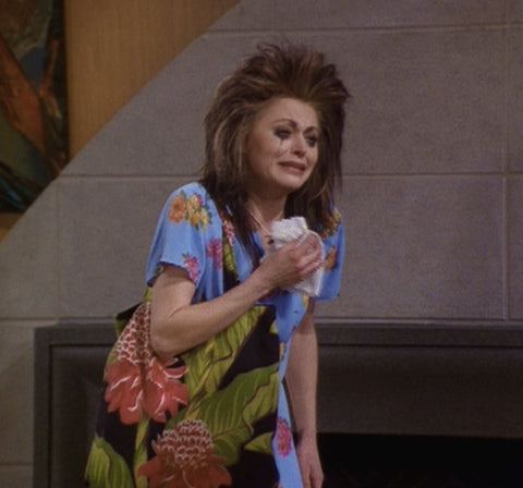 Daphne Moon Leap Year Haircut Frasier