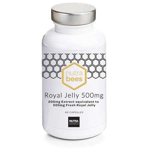 Nutrabees Royal Jelly 500mg