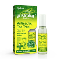 Australian Tea Tree Antiseptic Spray 30ml - 30ml -