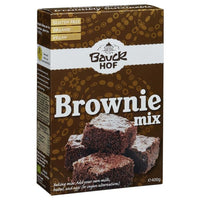 Bauck Hof Brownie Baking Mix 400g - 400g - Bauck Hof