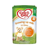 Cow & Gate 4 Growing Up Milk 2-3 Years 800g - Cow & gate