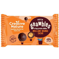 Creative Nature Cacao Orange Protein Gnawbles 30g - 30g -