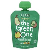 Ellas Kitchen Smoothie Fruits - Green One 90g - 90g - Ellas