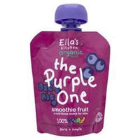 Ellas Kitchen Smoothie Fruits - Purple One 90g - 90g - Ellas