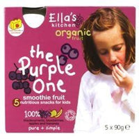 Ellas Kitchen Smthie Frt - Purple One mltpck 5 x 90g - 5 x