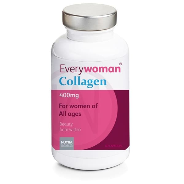 Everywoman Collagen 400mg 60 Capsules