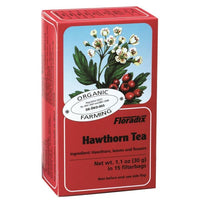 Floradix Hawthorne Organic Herbal Tea 15bag - 15bag -