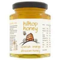 Hilltop Honey Orange Blossom Honey 227g - 227g - Hilltop
